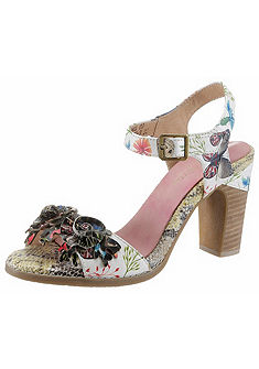 LAURA VITA Kožené sandále »Dali03«