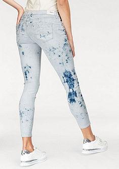 Pepe Jeans Rifle v strihu Skinny »CHER TIE DYE«