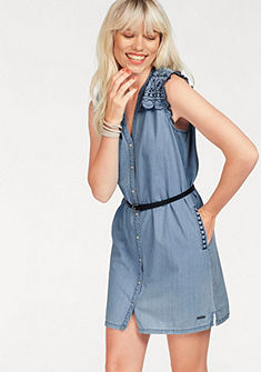 Pepe Jeans Riflové šaty »LURA«