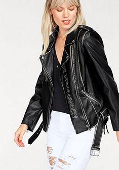 Pepe Jeans Motorkářská bunda »ALICIA«