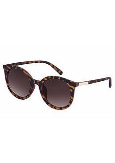 heine Slnečné okuliare s potlačou leopardia