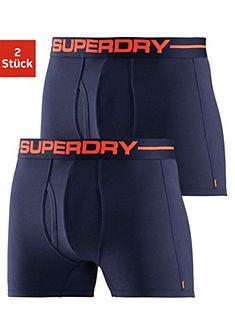 Superdry Sportovní boxerky s logem na pásu (2 ks)