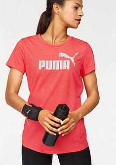 PUMA Tričko »ESSENTIAL LARGE LOGO HEATHER TEE W«