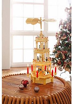 Vánoční pyramida