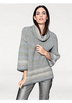 B.C. BEST CONNECTIONS by heine Pletený pulovr se smíšeným pletením