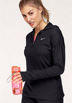 Nike Sportovní tričko »DRY ELEMENTS RUNNING HOODIE«