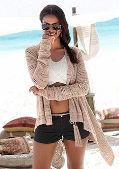 LASCANA Pleetný sveter