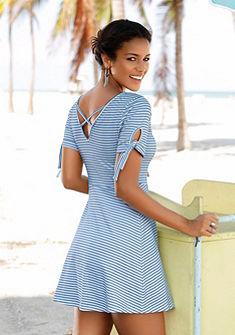 Beachtime Plážové šaty, rukávy na zavázaní