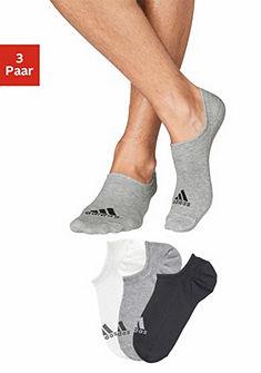 adidas Performance offene Kotníkové ponožky (3 páry)
