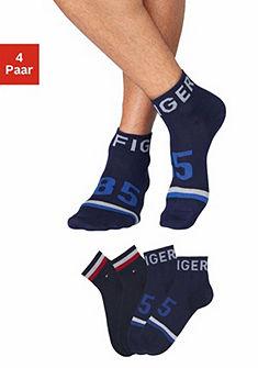 Tommy Hilfiger Krátke ponožky (4 páry)
