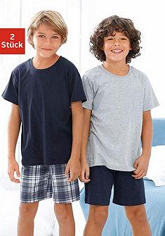 Le Jogger rövid nadrágos pizsamas (2db)