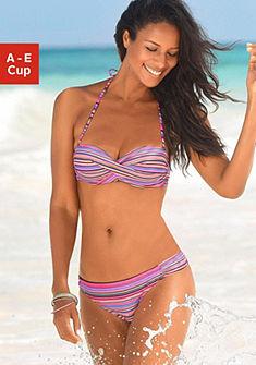 Homeboy merevítős bandeau bikinifelső »Kuba«