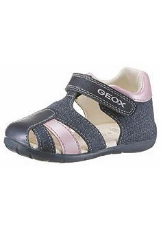 Geox Kids Topánky na prvé kroky »Baby Elthan Girl«