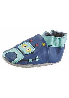 Robeez mászó cipő bébinek »Crazy Robot«