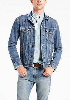 Levi's® Riflová bunda »The Trucker Jacket«