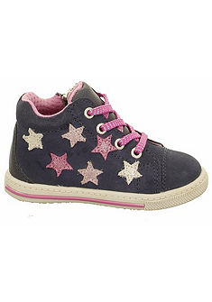 Lurchi bébi cipő csillagos díszítéssel »Bibi«