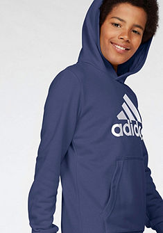adidas Performance Mikina s kapucňou »ESSENTIALS LOGO HOODIE«