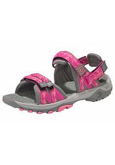 Jack Wolfskin Turistické sandály »Girls Bahia«