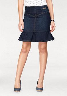 Arizona Džínová sukně »volán na lemu«