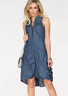 Arizona Riflové šaty »asymetrický střih«