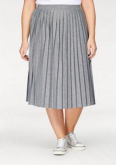 FRAPP Plisovaná sukňa