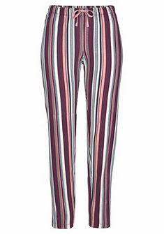 Petite Fleur Pyžamové dlhé nohavice s celoplošným vzorom