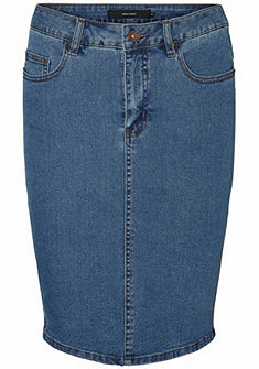 Vero Moda Riflová sukňa »HOT NINE«