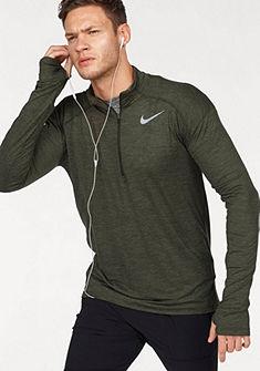 Nike Běžecké tričko »MEN NIKE DRY ELEMENT TOP HALFZIP«
