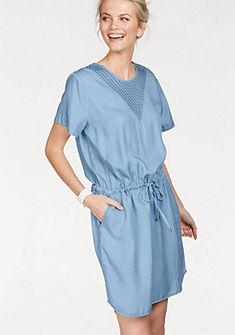 b.young Riflové šaty »Harimo«