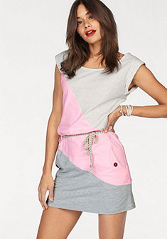 Ragwear Žerzejové šaty »Tag Block Organic«