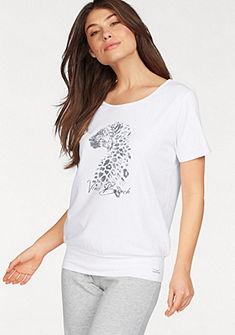 Venice Beach Tričko s leoparďou potlačou »Rita«