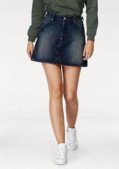 G-Star RAW Riflová sukňa »5622 Custom A-Line Skirt«