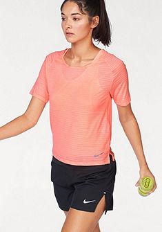 Nike Běžecké tričko »MILER TOP SHORTSLEEVE BREATHE«