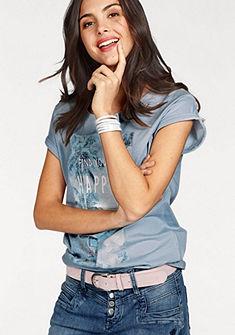 KangaROOS póló nagy nyomott mintával