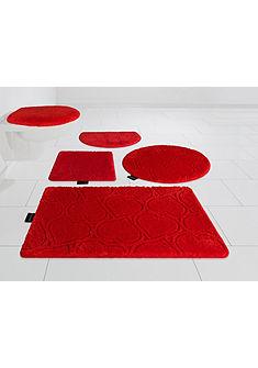 Bruno Banani fürdőszoba szőnyeg »Nadja« magasság 20mm csúszásmentes aljjal