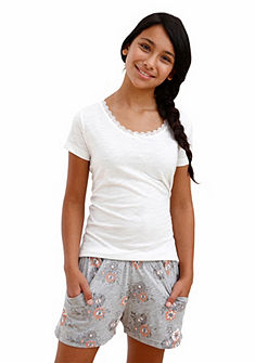 s.Oliver RED LABEL Bodywear Pyžamo krátkého střihu