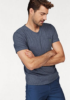 Tom Tailor kereknyakú póló mellzsebbel
