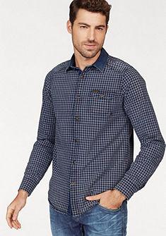PME LEGEND Kostkovaná košile