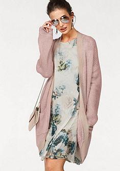 CLAIRE WOMAN Dlhý pletený sveter