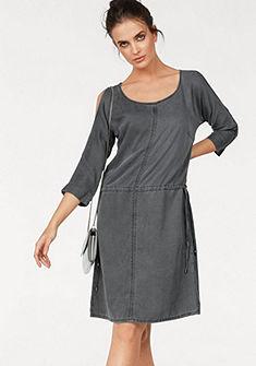 CLAIRE WOMAN Šaty s vykrojenými rameny