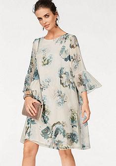 CLAIRE WOMAN Vzorované šaty
