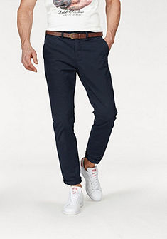 Jack & Jones Kalhoty ve stylu Chino »JJI CODY JJ SPENCER« (i opasek)