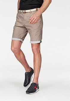 Tom Tailor Denim chino rövidnadrág, levehető övvel