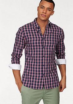 TOMMY JEANS Kostkovaná košile »TJM ESSENTIAL CHECK SHIRT«