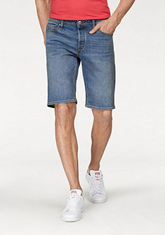 Jack & Jones Riflové bermudy »RICK«
