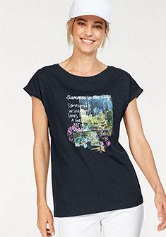 STOOKER WOMEN nyomott mintás póló
