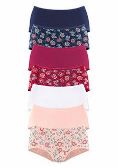 Petite Fleur Bederní kalhotky (7 ks)