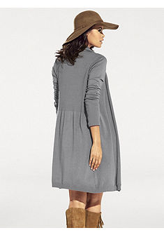 B.C. BEST CONNECTIONS by heine Dlhý pletený sveter, ležérny vzhľad
