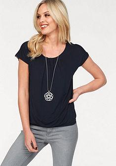 ZABAIONE Tričko s okrúhlym výstrihom »DINA«