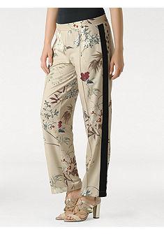 RICK CARDONA by heine Vzorkované nohavice s elastickým pásom